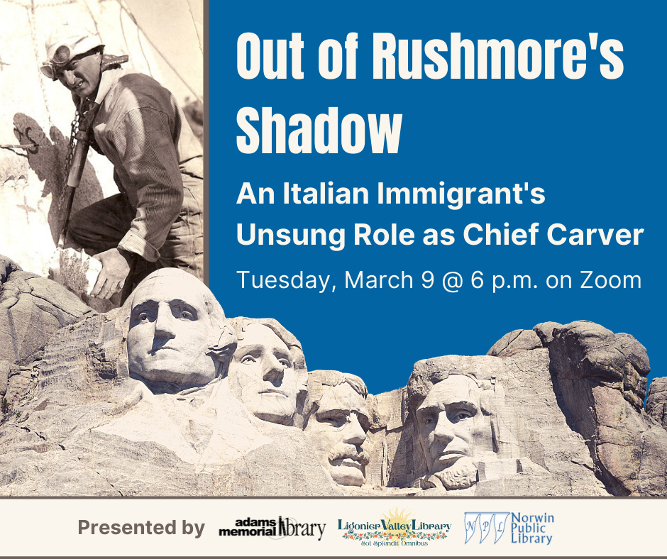 Out of Rushmore's Shadow Virtual Program
