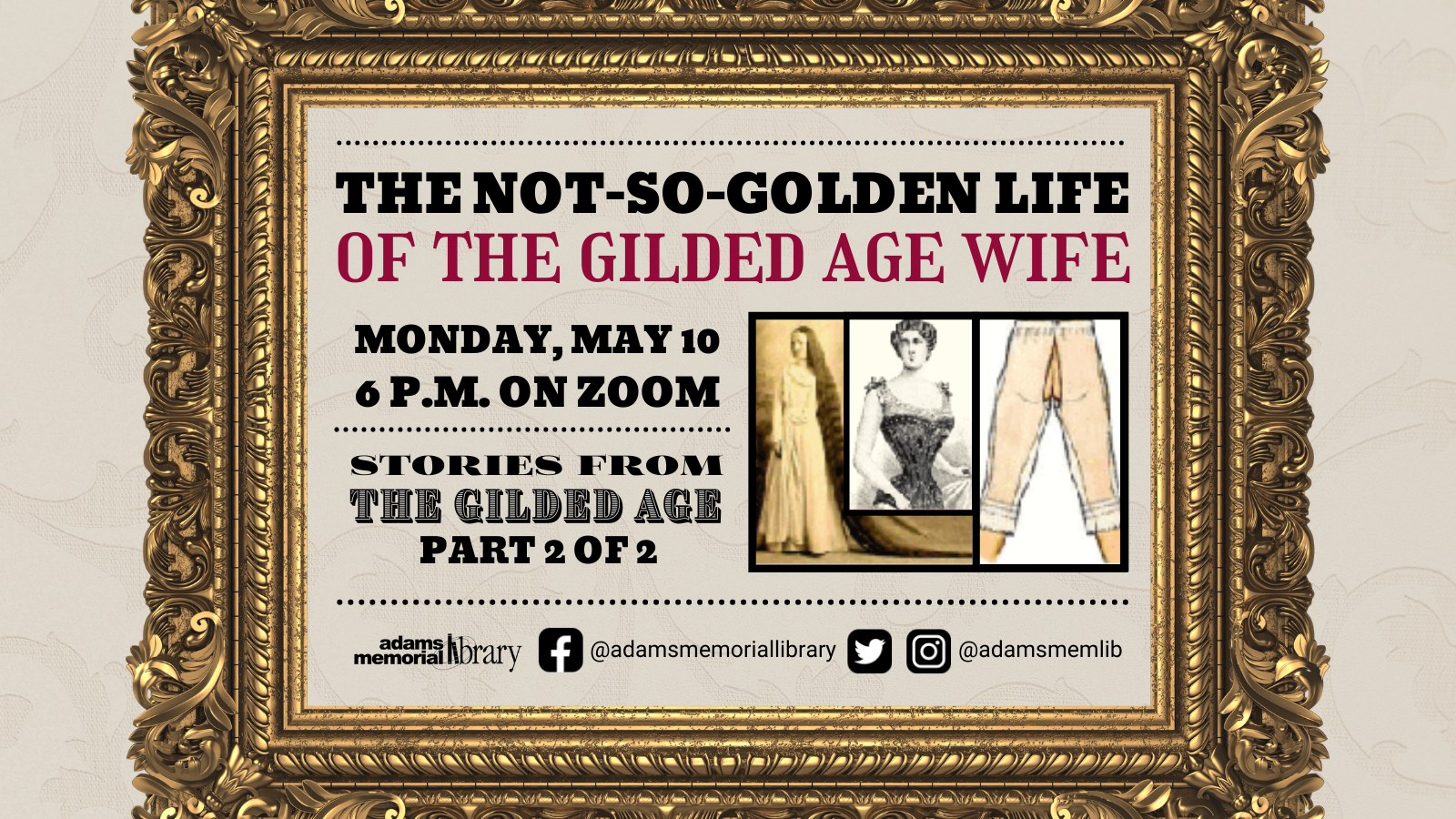 The Not-So-Golden Life of the Gilded Age Wife