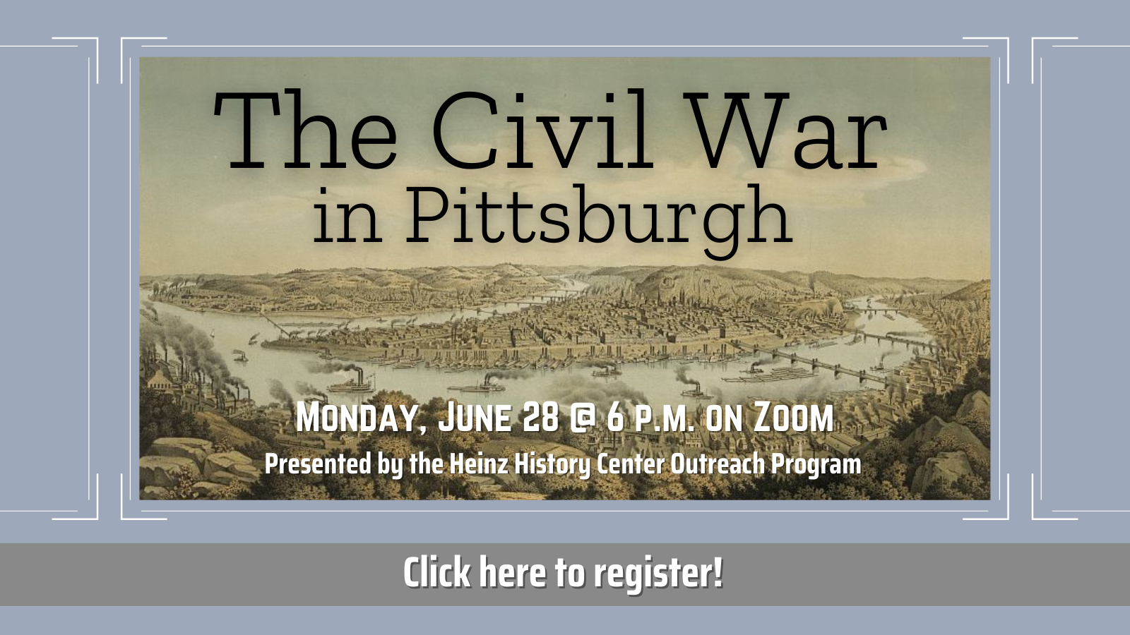 The Civil War in Pittsburgh