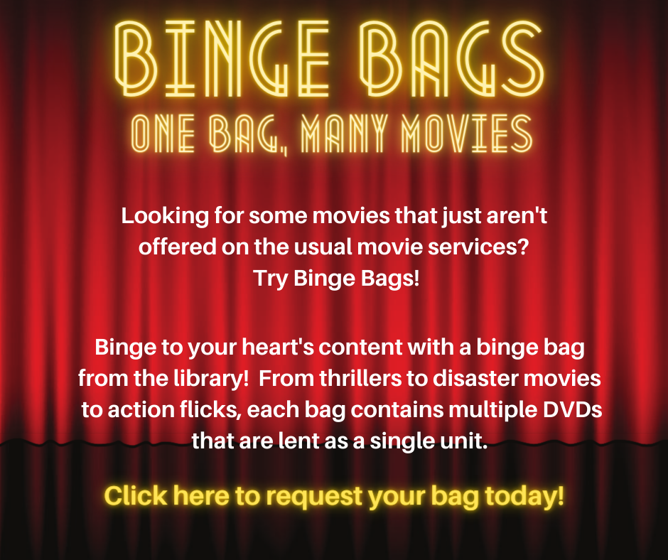 Binge Bags for check out