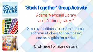 Stick Together Group Activity